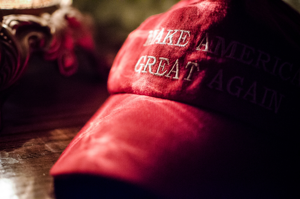 If You Punch One More MAGA Hat Kid I'm Voting Trump Forever