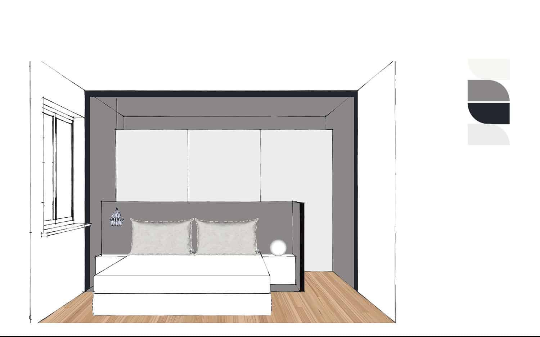 In questa categoria sono presenti file utili alla progettazione: Progettare La Zona Notte Per Ottenere Una Camera In Piu Unprogetto Progettazione E Arredamento Di Interni
