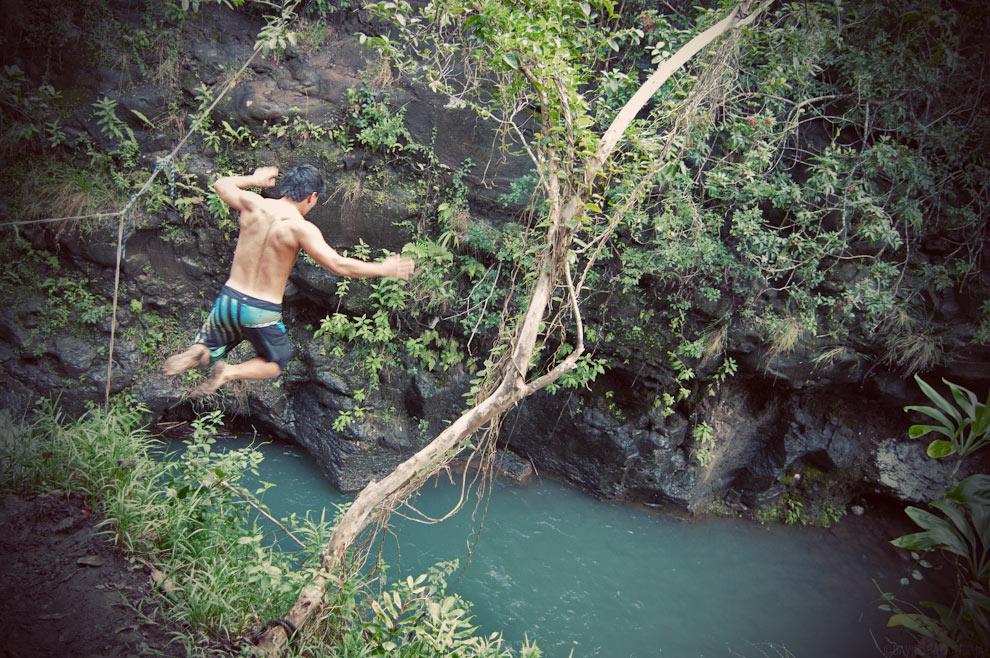Waimano Falls And Pools Aiea HI