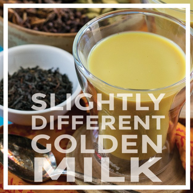 Golden Milk by Unrefined Vegan