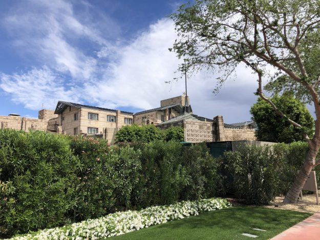 Arizona Biltmore Hotel, March 2020