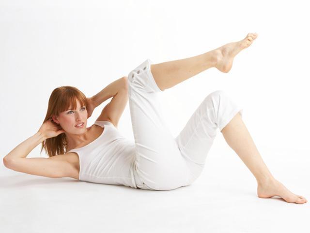 Faire des crunchs pour maigrir du ventre