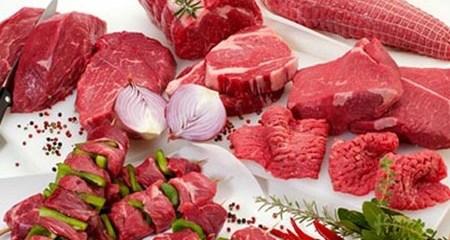 plateau de viande