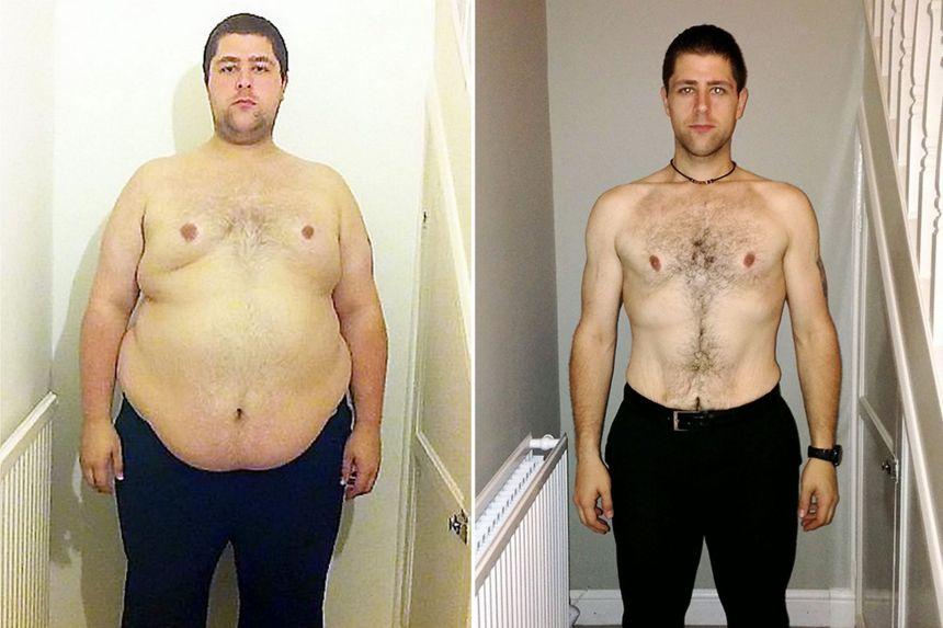 Perdre du ventre homme: un programme bien établi