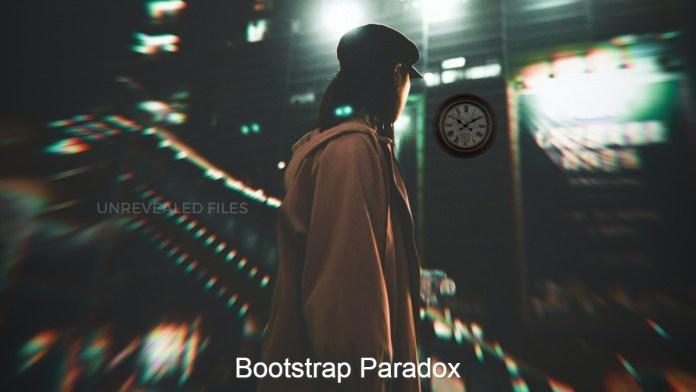 Artistic Bootstrap Paradox