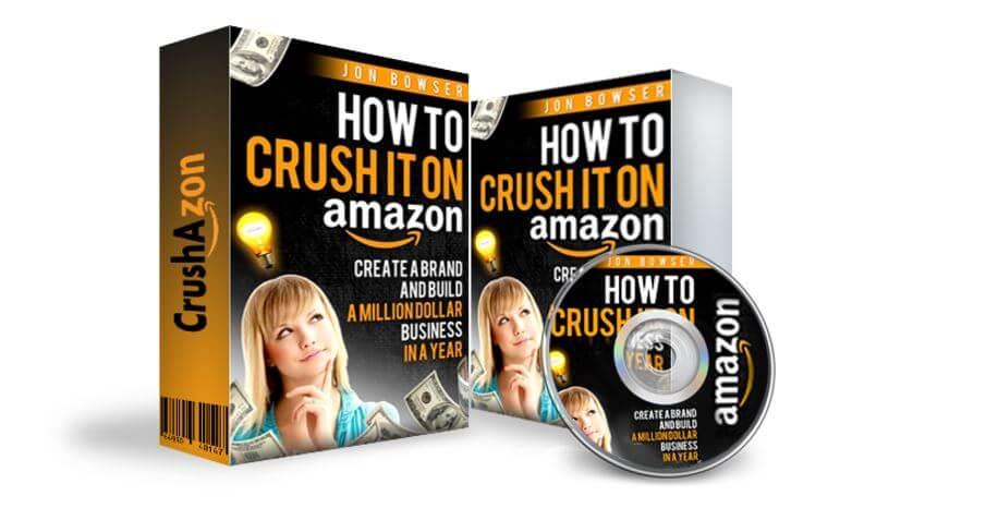 CrushAzon Review: The System To Dominate Amazon