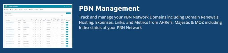 SEO GAMECHANGER REVIEW PBN MANAGEMENT