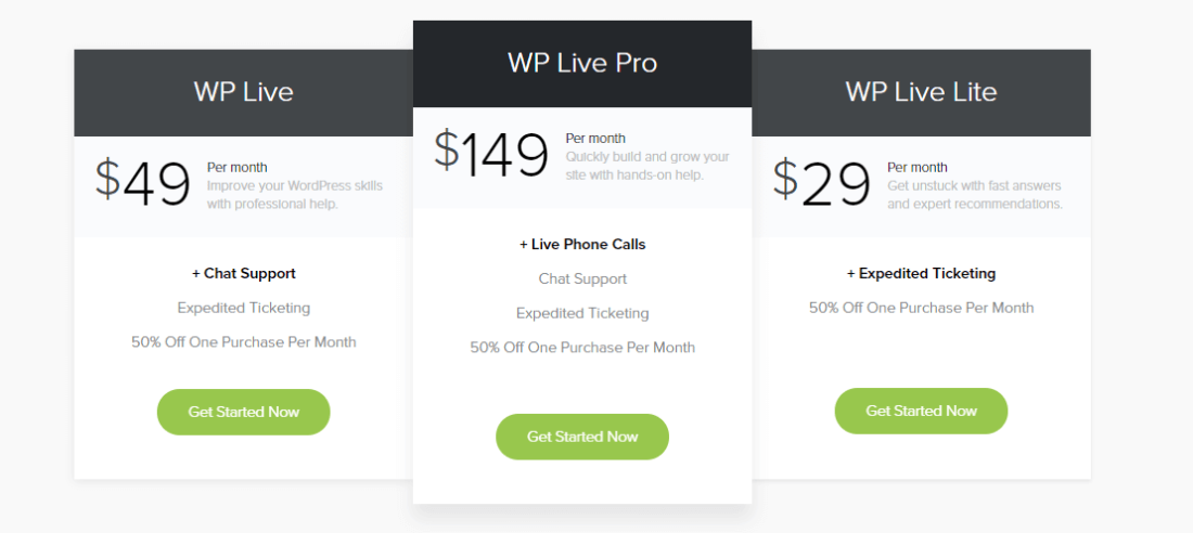 MOJO Marketplace Review WP Live Plans