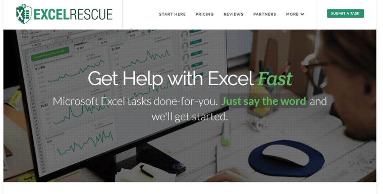 Excel Rescue