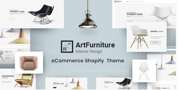 ArtFurniture Theme For Furniture Niche