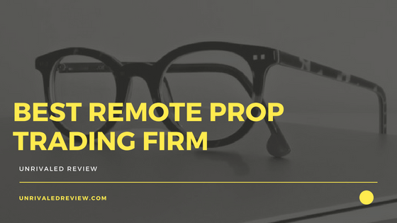 best remote prop trading firms