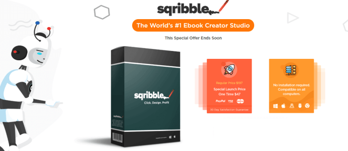 Pros of Sqribble