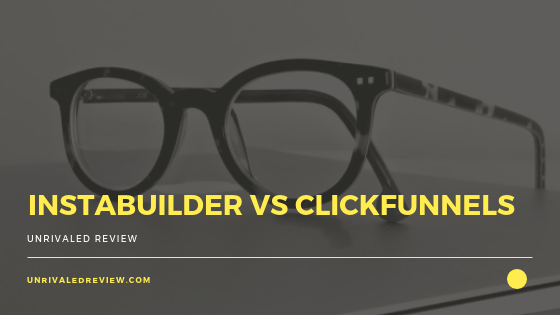 Instabuilder vs Clickfunnels - The Ultimate Comparison! (2018)