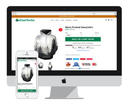 eCom Turbo Shopify Theme SEO Friendly