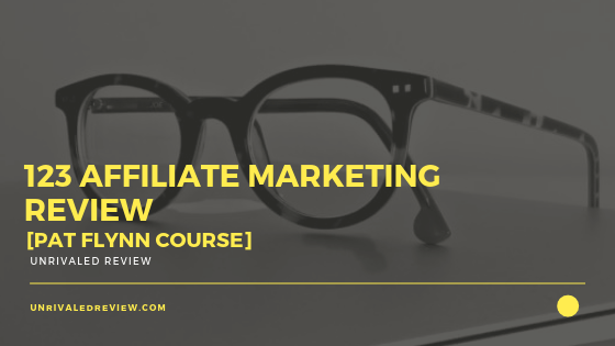 123 Affiliate Marketing Review [Pat Flynn Course]