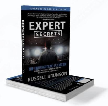 DotCom Secrets Book Russel Brunson