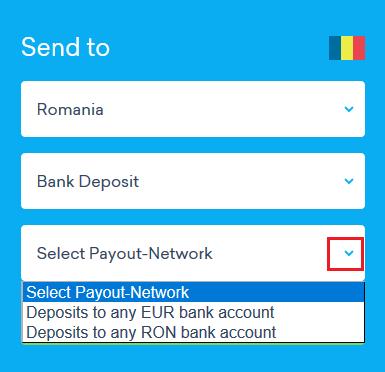 transfer bani worldremit transfer bancar euro sau ron