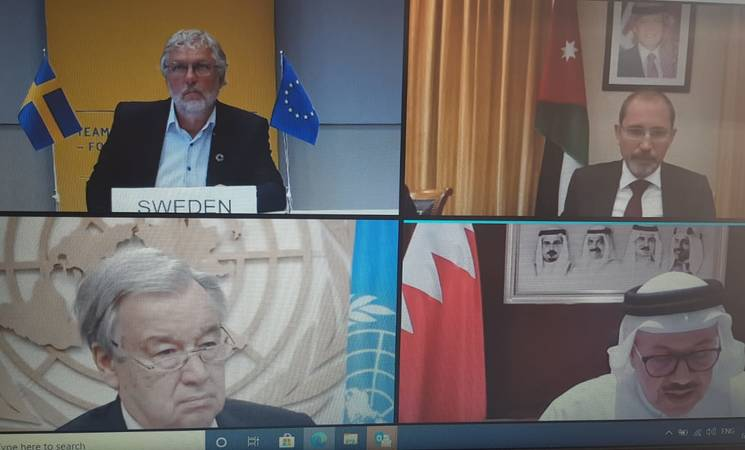 """""""A Strong UNRWA in a Challenging World – Mobilizing Collective Action"""""""