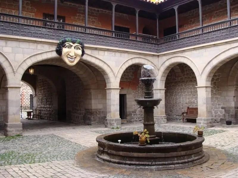 La Casa de la Moneda, Potosi