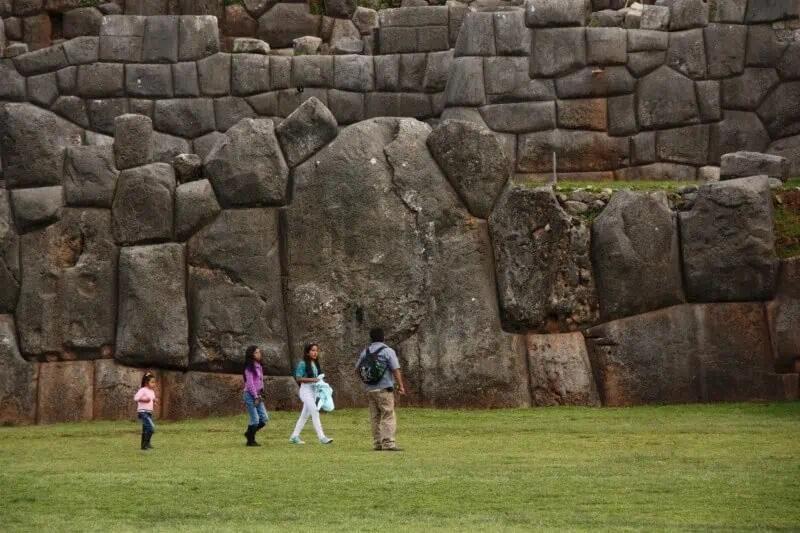 Saqsaywaman, Pérou, Cuzco