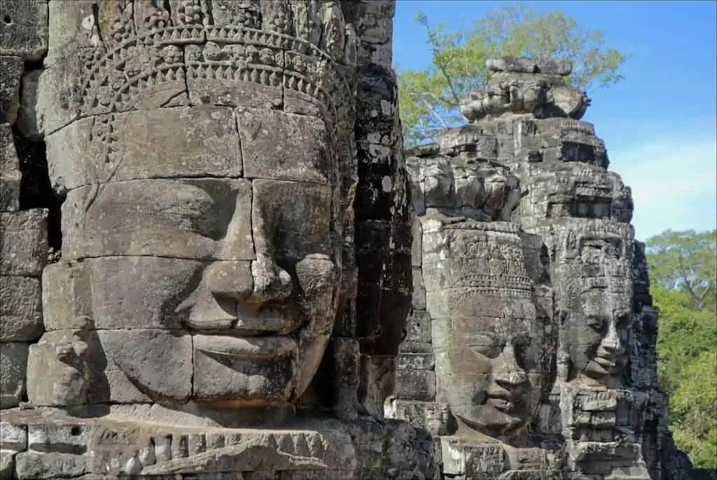 Angkor, Cambodge, Asie