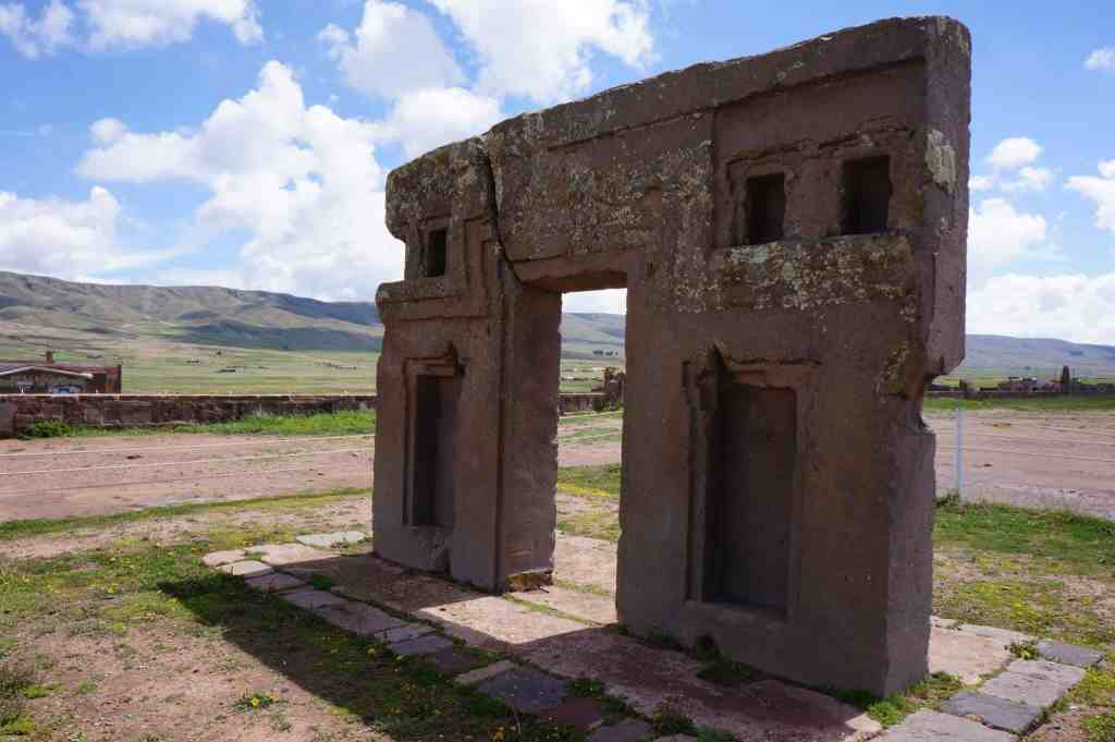 Bolivie, Tiwanaku