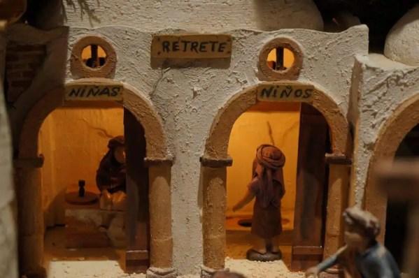 Crèche, Murcie, Murcia, toilettes