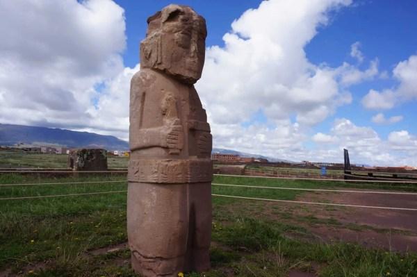 Tiwanaku, Tiahuanao