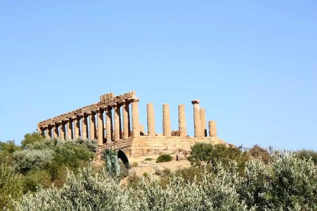 Voyager en Sicile, Agrigente