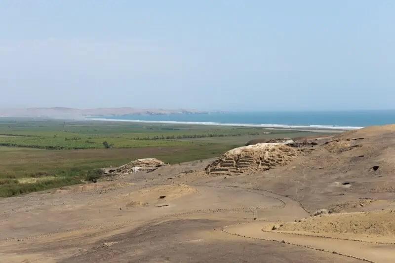Aspero, Caral, Pérou