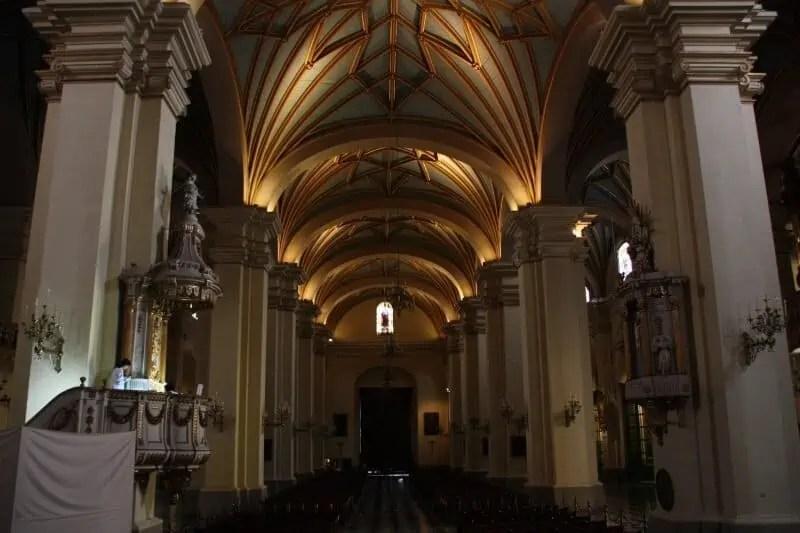 Lima, cathédrale