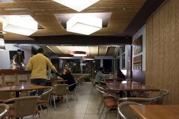 restaurant, Paracas, Pérou