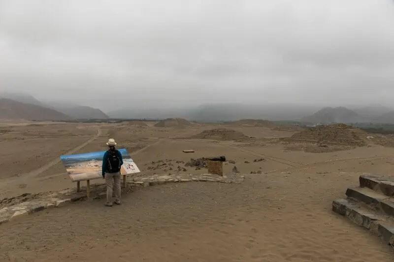 Caral, Archéologie, Pérou