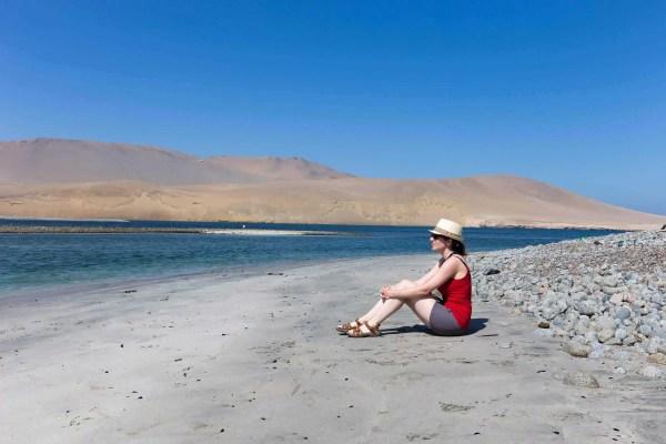 mer, Paracas
