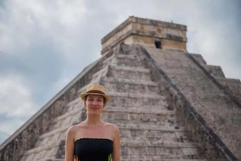 Mexique, impressions, voyage, archéologie