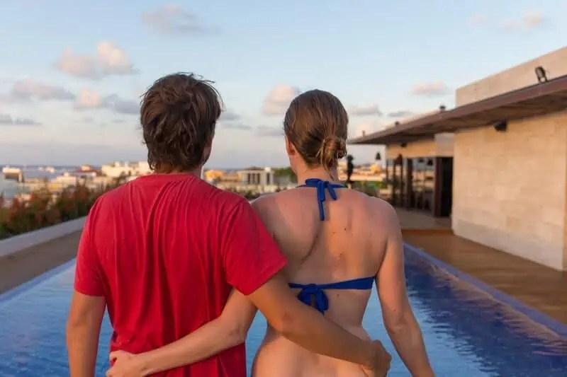 Yucatan, Playa del Carmen, lune de miel, voyage de noces