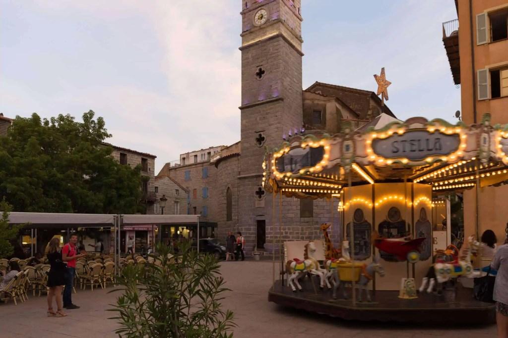 Porto Vecchio, Corse, roadtrip