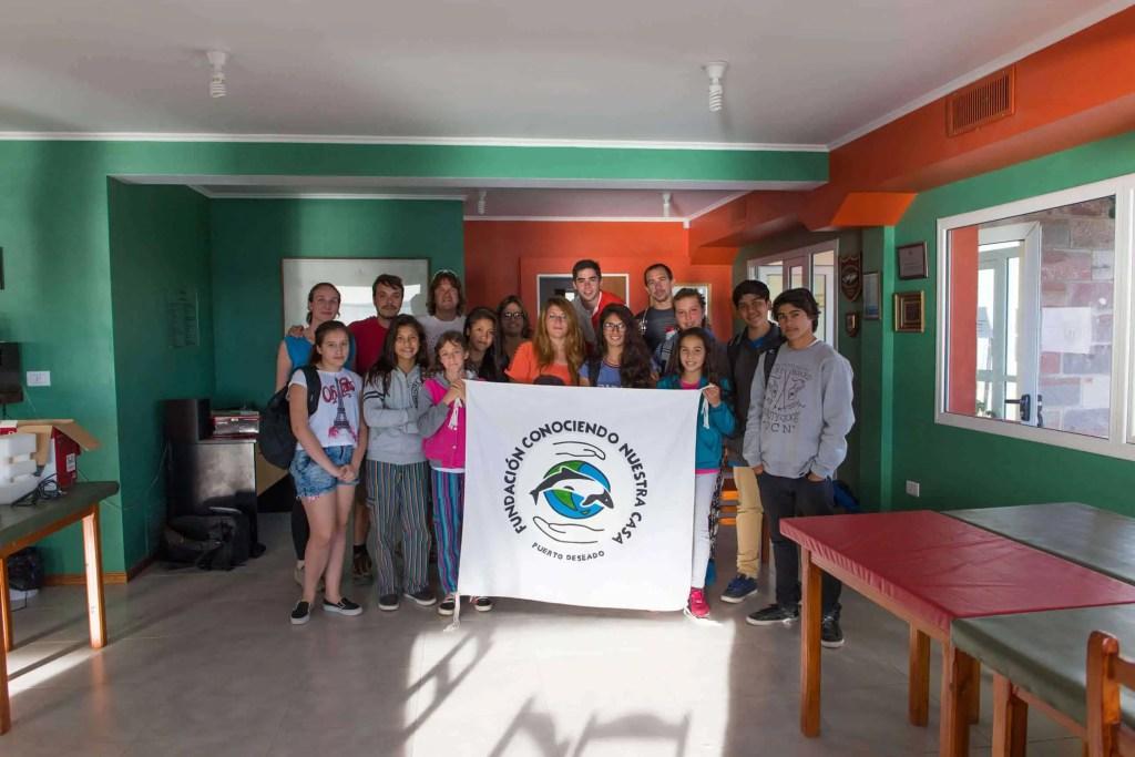 Puerto Deseado, Patagonie, Conociendo Nuestra Casa