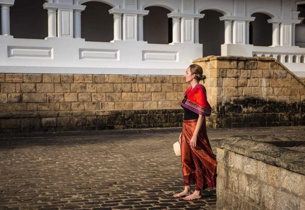 Sri Lanka, voyageuse, impressions