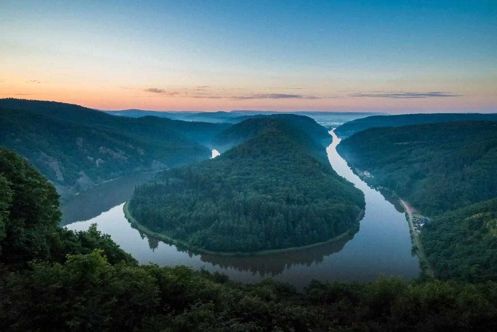 Allemagne, Sarre, Saarland, EnjoyGermanNature, nature