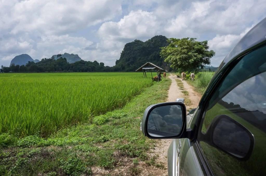 Thaïlande, Asie, voyage,