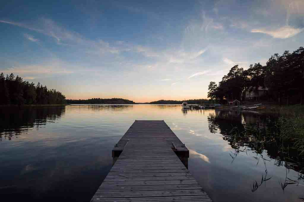 Finlande, voyage, nature, archipel