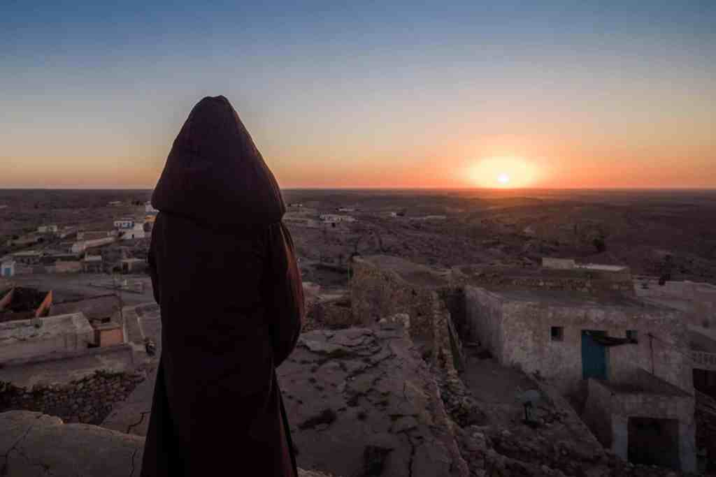 Star Wars, Tunisie, Jedi, Star Wars en Tunisie, lieux de tournage