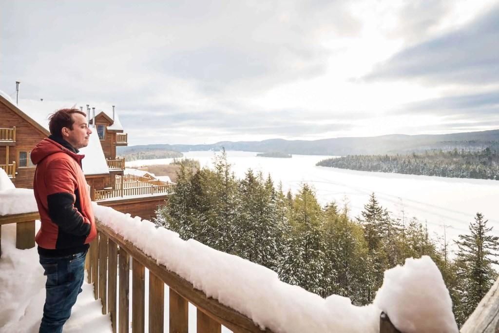 Canada, Québec, roadtrip, voyage, hiver