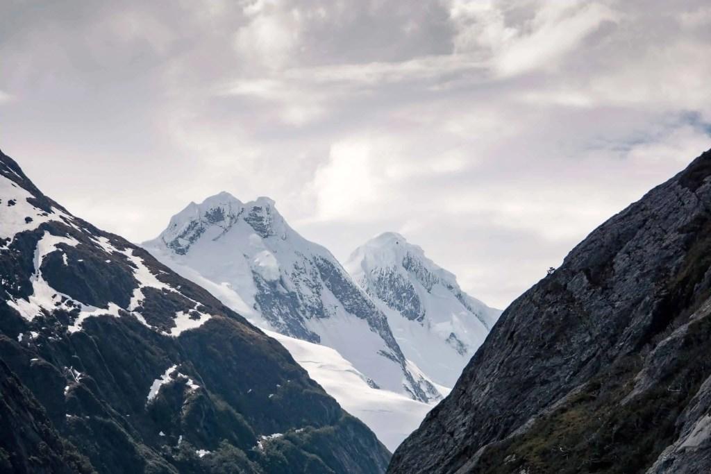 Patagonie, croisière, glacier, Antarctique
