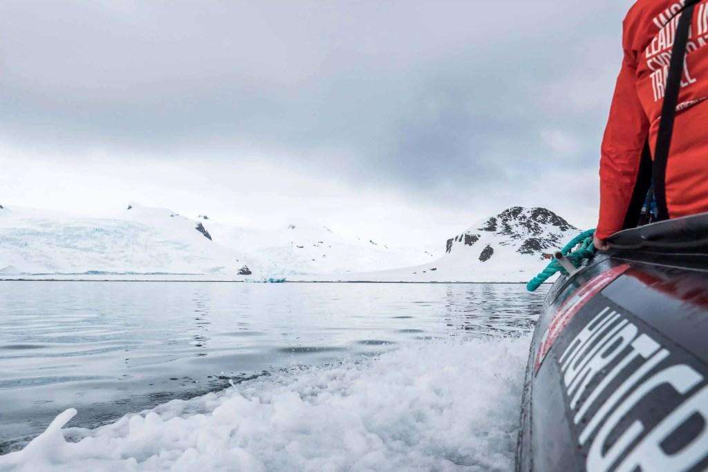 croisière, Antarctique, expédition