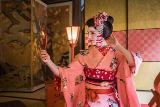 Japon, Kyoto, geisha, Toei