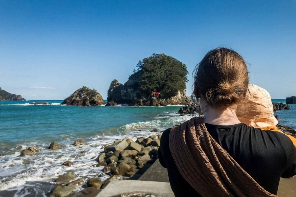 Shikoku, pèlerinage, pèlerin, famille, bébé, Japon, voyage, henro, ohenro, maman, Amandine, voyageuse