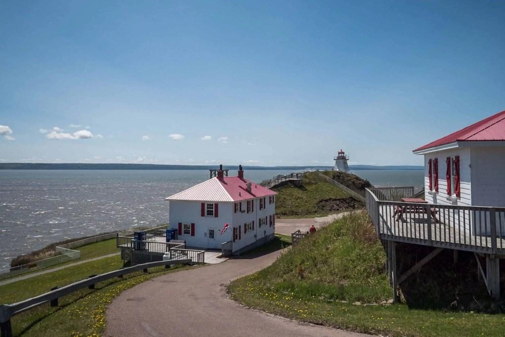 Nouveau Brunswick, Canada, voyage, roadtrip, Cap Enragé