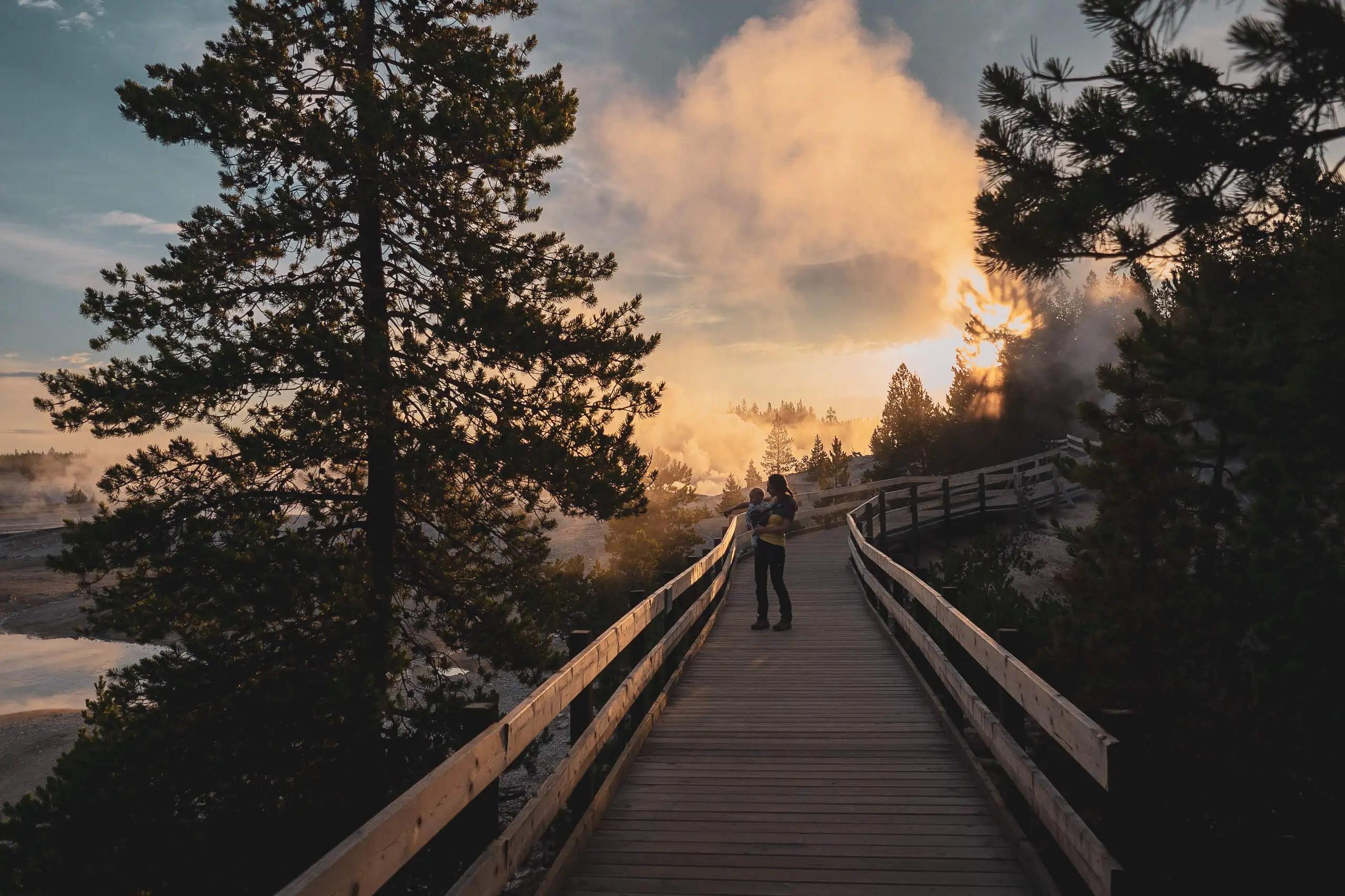Yellowstone, Grands Parcs, parc national, réserve, nature, USA, Amérique, américain, animaux, roadtrip, visiter, voyage, conseils, soleil, Noris